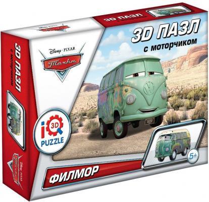 Пазл 3D Fusion Toys Disney. Тачки. Fillmore инерционный 15 элементов FTC0003