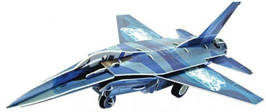 Пазл Fusion Toys Истребитель F-16 46 элементов FT20004