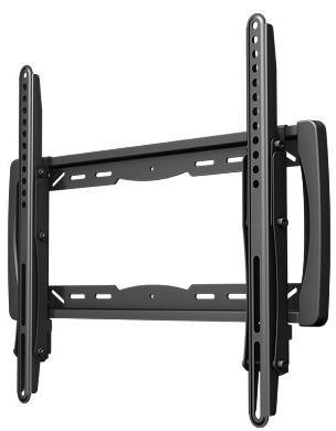 Кронштейн VOBIX VX 5541 B черный для ЖК ТВ 32-63 VESA до 400 х 400 мм 25кг видеорегистратор intego vx 410mr