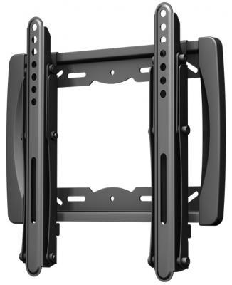 Кронштейн VOBIX VX 3711 B черный для ЖК ТВ 17-37 VESA до 200 х 200 мм 25кг цена