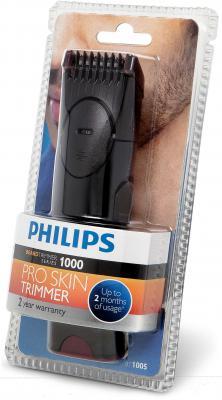 Машинка для стрижки бороды Philips BT 1005/10 чёрный
