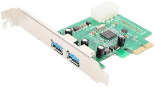 ���������� PCI-E 5bites CE170G-U3 2xUSB3.0