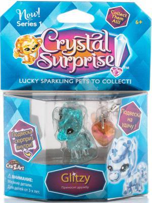 Фигурка Crystal Surprise Пони с подвесками 45705