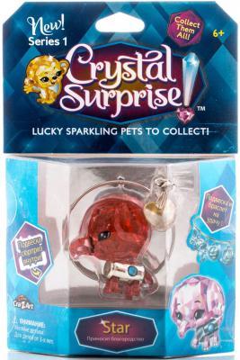 Фигурка Crystal Surprise Слоник с подвесками и браслетом 45712
