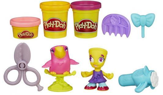 Набор пластилина Hasbro Play-Doh Город Житель и питомец от 3 лет 103