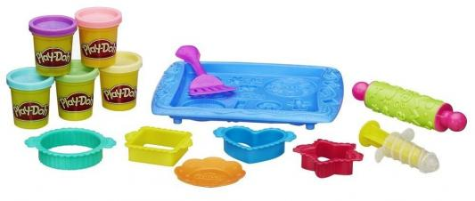 Набор пластилина HASBRO Play-Doh Магазинчик печенья hasbro hasbro набор play doh кран page 5 href