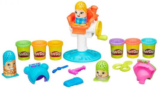 Набор для творчества Hasbro Play-Doh Сумасшедшие прически от 3 лет 103