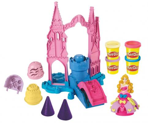 Набор для творчества Hasbro Play-Doh Чудесный замок Авроры от 3 лет