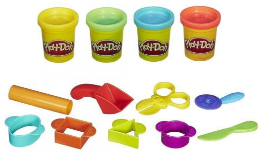 Набор пластилина Hasbro Play-Doh Базовый от 3 лет