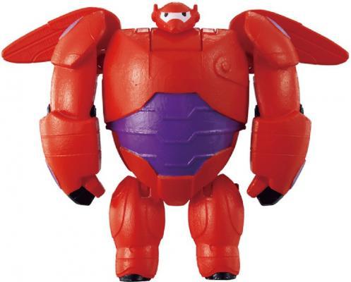 Фигурка-трансформер Bandai EggStars Бэймакс красный 17 см