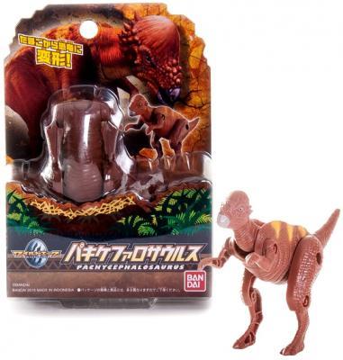 Фигурка-трансформер Bandai EggStars Пахицефалозавр