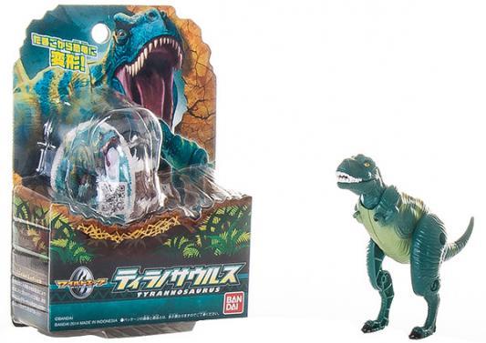 Фигурка-трансформер Bandai EggStars: Тираннозавр