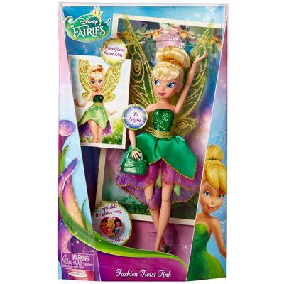 Кукла Disney Фея 23 см в ассортименте