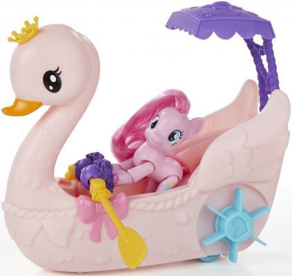 Игровой набор Hasbro My Little Pony Пинки Пай на лодке B3600