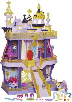 Игровой набор Hasbro My Little Pony Замок Кантерлот B1373