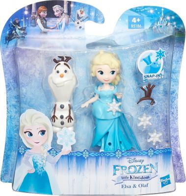 Игровой набор Hasbro Disney Princess Холодное сердце с другом