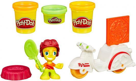 Набор для лепки Hasbro Play-Doh Город. Транспортные средства от 3 лет в ассортименте