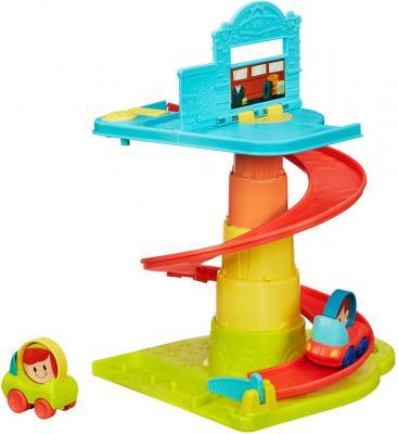 Игровой набор Hasbro Playskool Веселый Гараж возьми с собой B1649