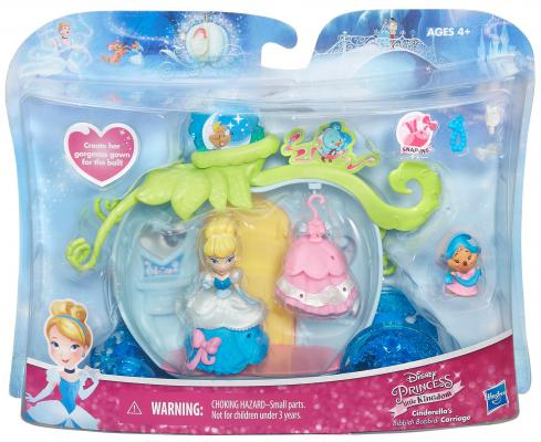"""Игровой набор Hasbro """"Disney Princess"""" - Мини кукла с аксессуарами 5010994937201 в ассортименте"""