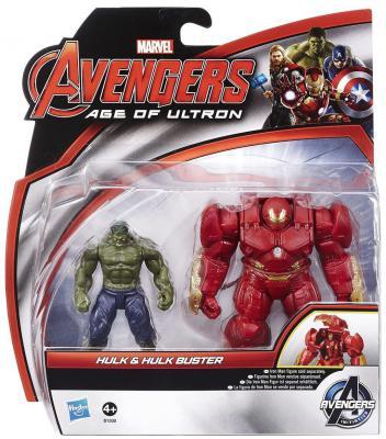 Игровой набор Hasbro Avengers 2 фигурки