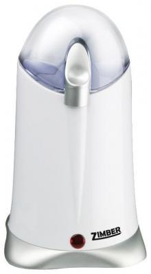 Кофемолка Zimber ZM-3415W 150 Вт белый