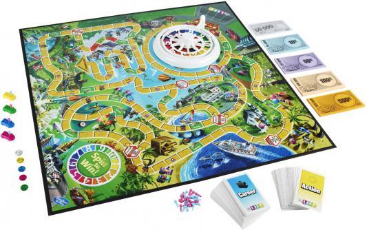 Настольная игра Hasbro ходилка Игра в жизнь