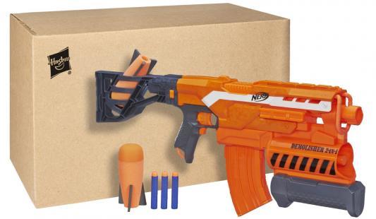 Игровой набор Hasbro Nerf Elite - Разрушитель 8494 оружие игрушечное hasbro hasbro бластер nerf n strike mega rotofury