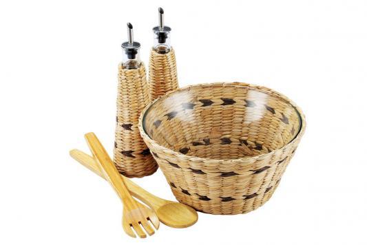 Купить Набор для сервировки салата Bekker BK-6700 5 предметов
