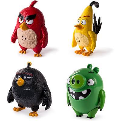 Интерактивная игрушка Angry Birds Говорящая птица 778988217504 в ассортименте