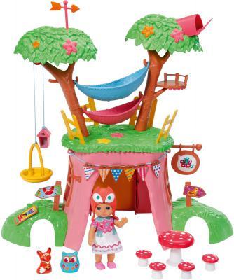 Игровой набор Zapf Creation Chou Chou Дерево-домик с куклой