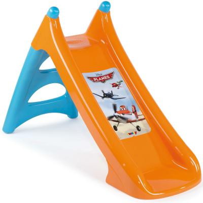 Горка Smoby XS Самолеты 310271 игровой набор smoby smoby руль штурвал самолеты