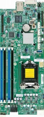 Мат. плата для ПК Supermicro MBD-X10SLE-F-P Socket 1150 C224 4xDDR3 1xPCI-E 8x 4xSATAIII Нестандартный