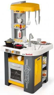 Электронная кухня Smoby Tefal Studio Yellow 311000