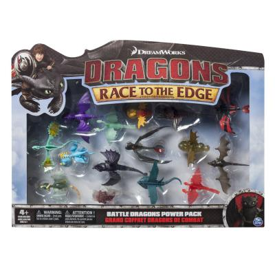 Игровой набор Dragons 15 маленьких драконов 20067364
