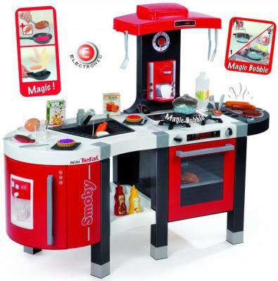 Игровой набор Smoby Кухня Tefal Французское прикосновение с водой 311203