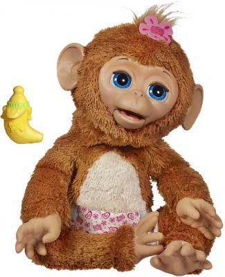 Интерактивная игрушка Hasbro FurReal Friends Весёлая обезьянка A1650