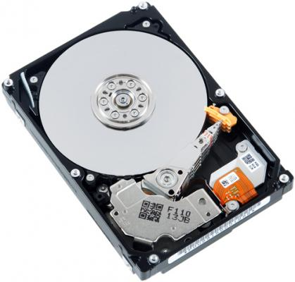 Жесткий диск 2.5 600Gb 10500rpm Toshiba SAS AL14SEB060N hdd toshiba sas 12gbit s 600gb 2 5 15k 128mb