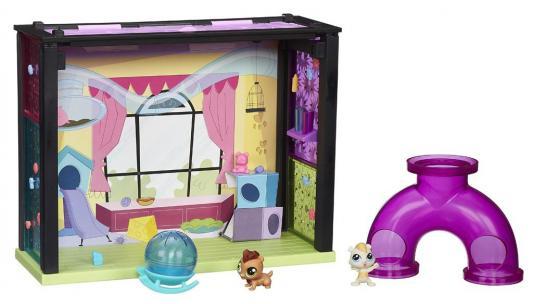 Игровой набор Hasbro Littlest Pet Shop Детская комната А5129 littlest pet shop игровой набор стильный подиум для показа мод