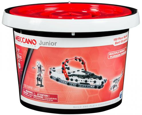 Конструктор Meccano Быстроходный катер 150 элементов
