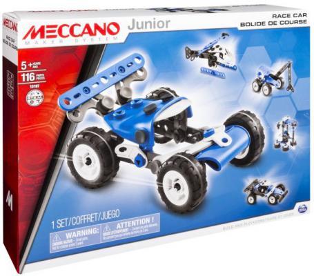 Конструктор Meccano Гоночная машина 116 элементов 20070917