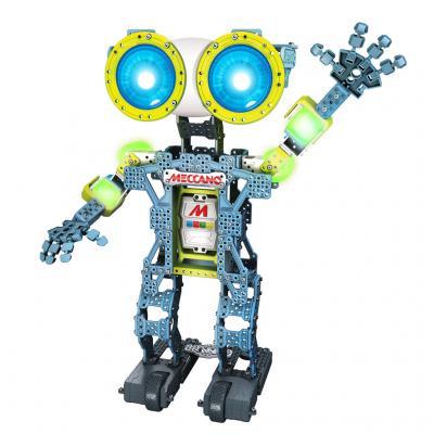 Конструктор Meccano Робот Меканоид G15 600 элементов 778988112830