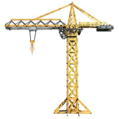 Конструктор Meccano Строительный кран 1741 элемент 778988112731
