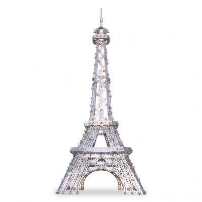 Конструктор Meccano 2-в-1 - Эйфелева башня и Бруклинский мост 1213 элементов 778988112618