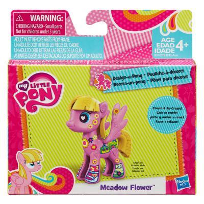 Игровой набор Hasbro My Little Pony: Создай свою пони