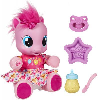 Игровой набор Hasbro My Little Pony Малютка пони Пинки Пай