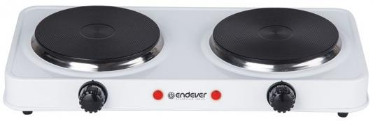 Электроплитка ENDEVER Skyline EP-20W белый электроплитка endever skyline ep 21 w белый