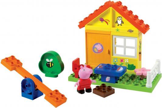 Игровой набор Big Летний домик Peppa Pig 19 предметов 57073