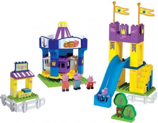Конструктор Big Парк развлечений Peppa Pig 126 предметов 57080