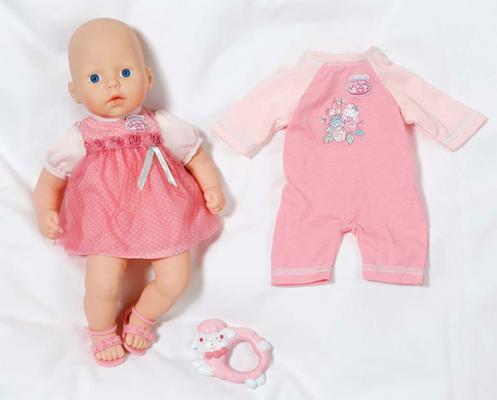 Кукла ZAPF Creation Baby Annabel с допол.набором одежды 36 см 116216