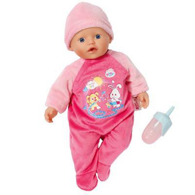 Пупс Zapf Creation My little Baby born Быстросохнущая 32 см мягкая 4001167822500